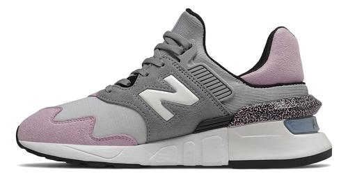new balance 997 gris mujer