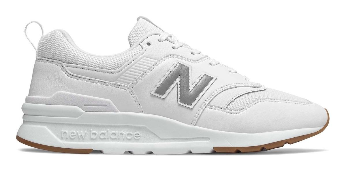 Zapatilla New Balance 997h Hombre Blanco