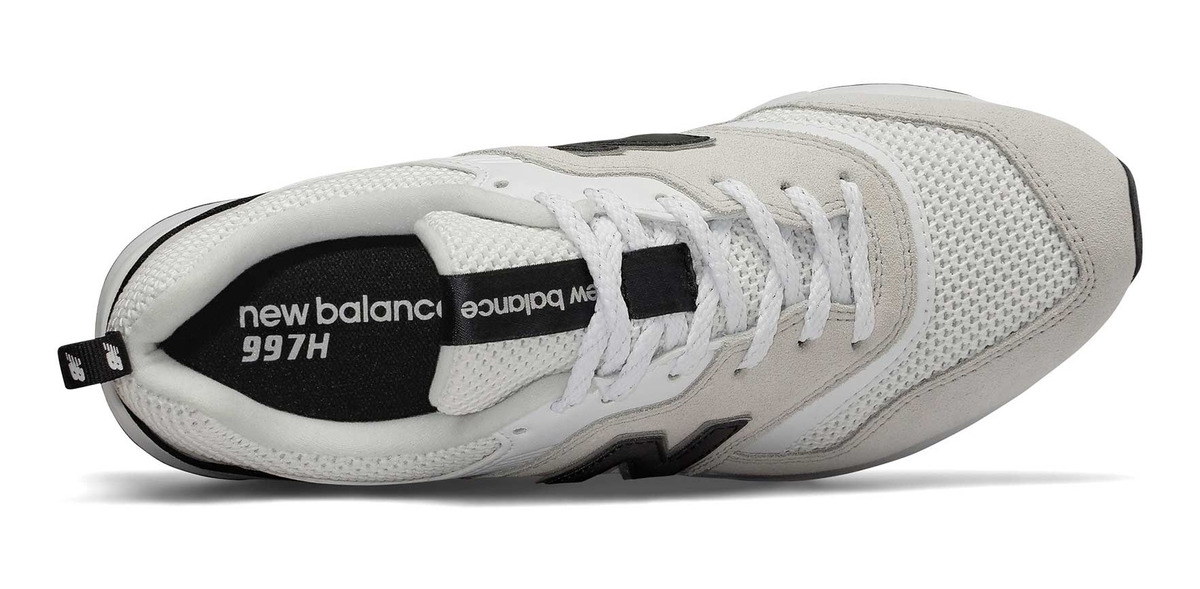 new balance 997h mujer blanco
