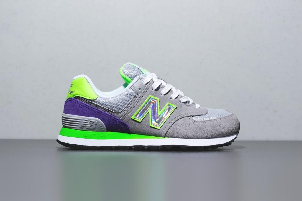 new balance verde fluor