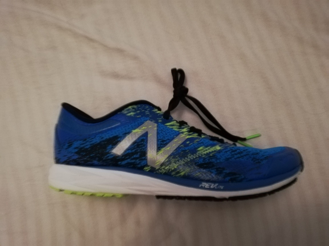 new balance speed ride hombre