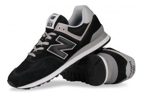 new balance hombre zapatillas negras