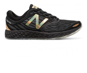 new balance mujer running negra