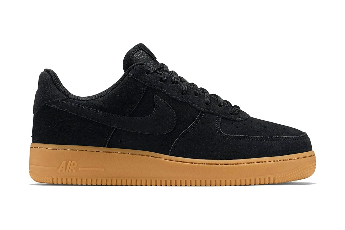 zapatillas nike air force one negras
