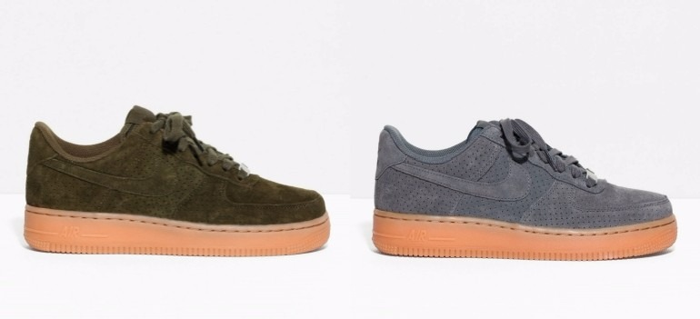 Zapatilla Air Force Low Suede Nike One wPXZuOikT