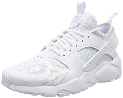 bdd4fba79e03c Zapatilla Nike Air Huarache Hombr   Mujer Blancas Y Negras -   3.299 ...