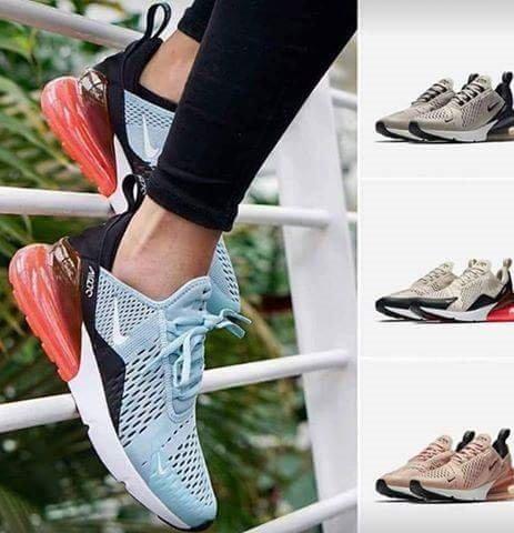 zapatillas air max mujer blanco