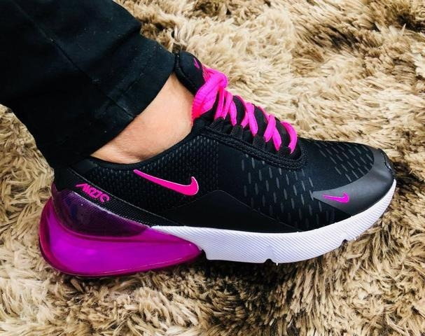 destilación bendición Están deprimidos  Zapatilla Nike Air Max 270 Para Mujer - S/ 280,00 en Mercado Libre