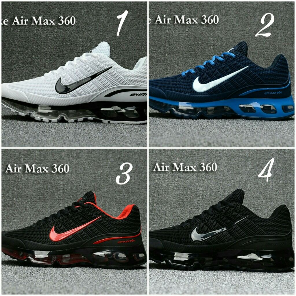 authentic zapatillas nike modelo air max 360 13c5c 2a494