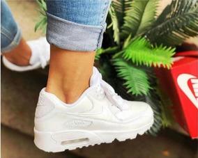 Zapatillas Nike Air Max Talla 37 Mujeres Hombres Ropa y