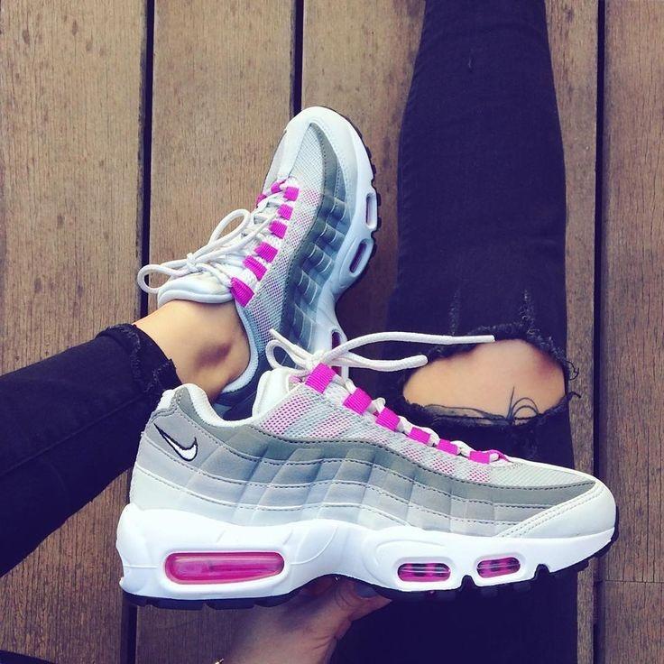 zapatillas nike air max 95 mujer