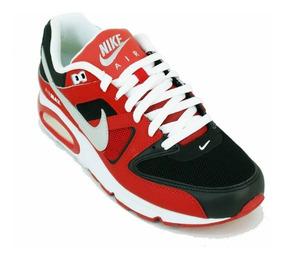 zapatillas rojas hombres nike