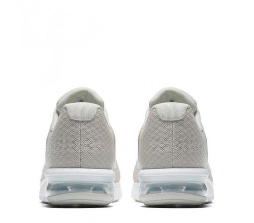 Zapatilla Nike Air Max Sequent 3 Dama Mujer Beige Originales