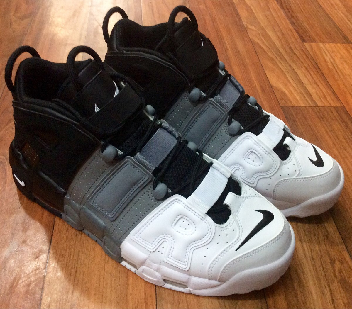 Zapatilla Nike Air Uptempo Tricolor Scottie Pippen -   16.499 9252055fd