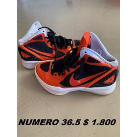 Zapatilla Nike Botitas De Niño Made In Usa Impecables!!!!!!