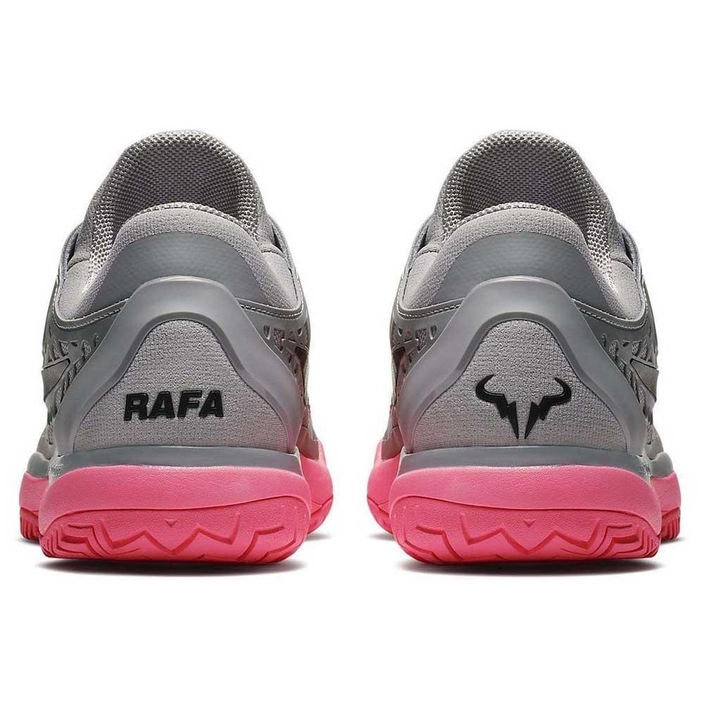 a55499d55ca28 Zapatilla Nike Cage 3 Nadal Us11.5   Us11 - Tenis Pádel -   4.499