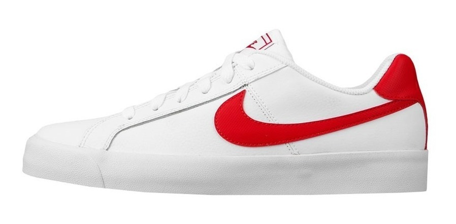 zapatillas nike court roja