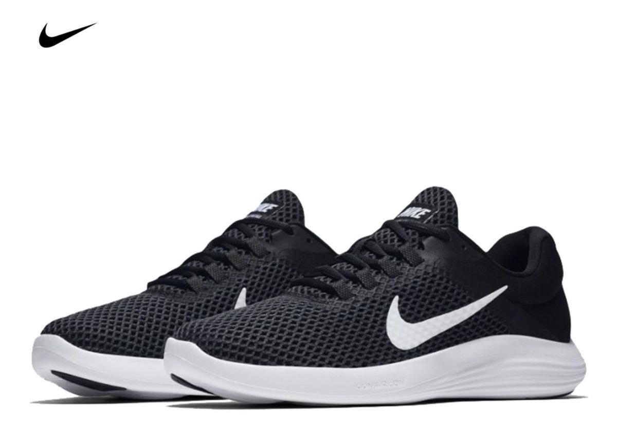Zapatilla Nike Lunar Converge 2 Para Hombre Negro