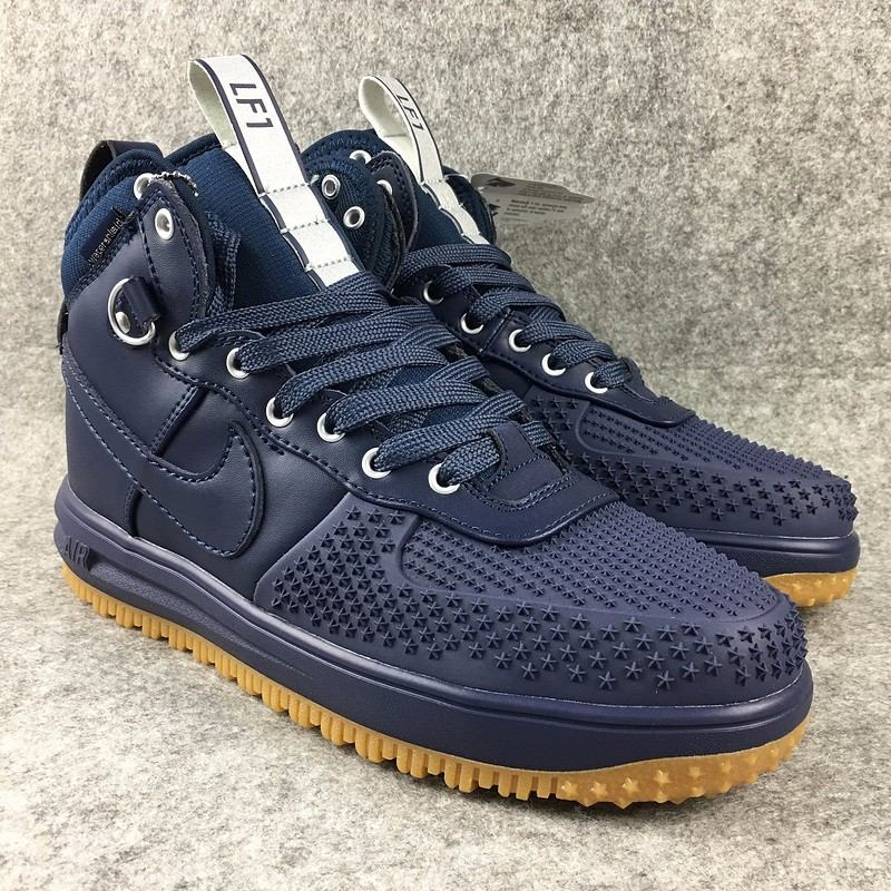 Zapatilla Nike Lunar Force 1 Duckboot Blue - S/ 380,00 en Mercado Libre