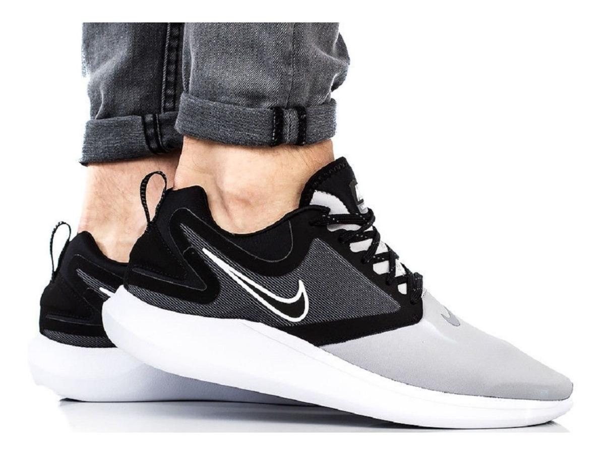 Zapatilla Nike Lunarsolo Para Hombre Plomo