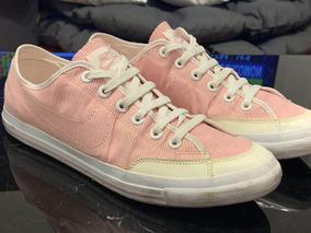 Hombre UnicasSale Lona Rosa Zapatilla Talle Tela 42 Nike RL3q4Aj5
