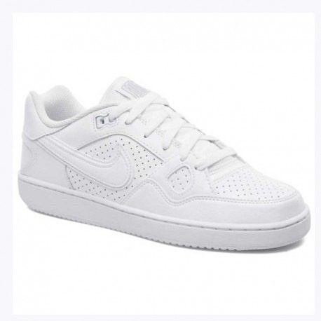 87ccd3c9e Zapatilla Nike Son Of Force Blanca Low Hombre Talle 43.5 - $ 2.400 ...