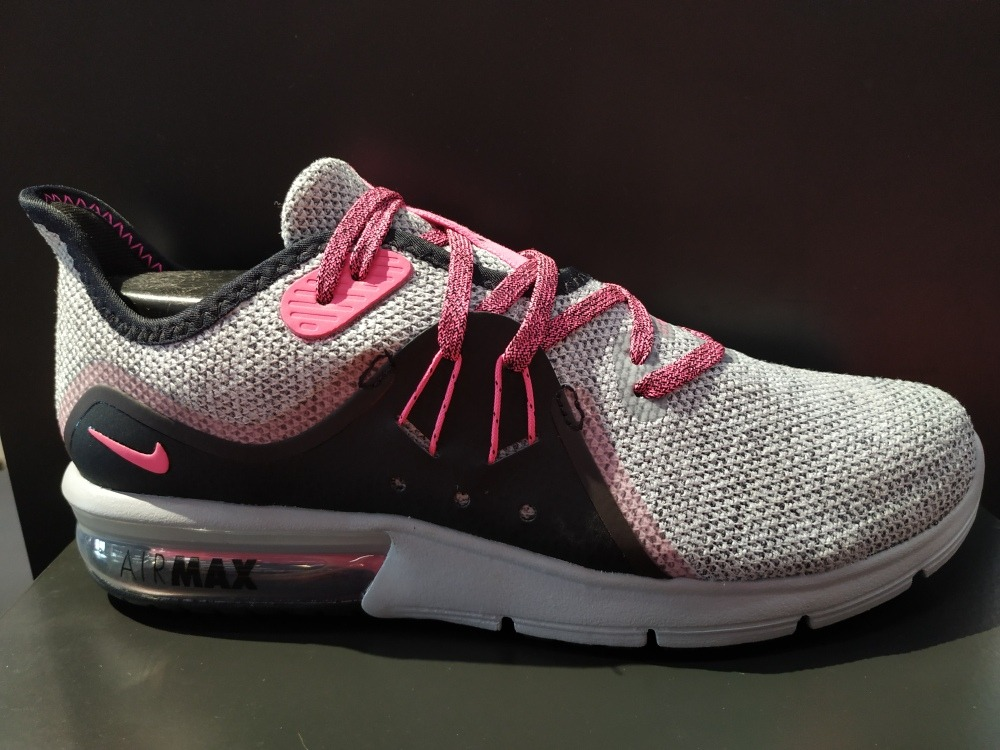 d8197053dd6 zapatilla nike wmns air max sequent 3 908993-015 mujer. Cargando zoom.