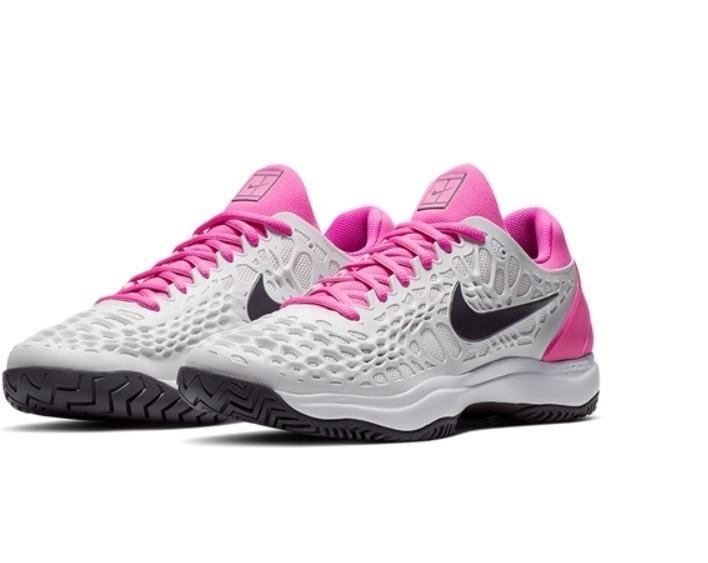 Zapatilla Nike Zoom Cage 3 Rafa Nadal Tenis Hombre Importado