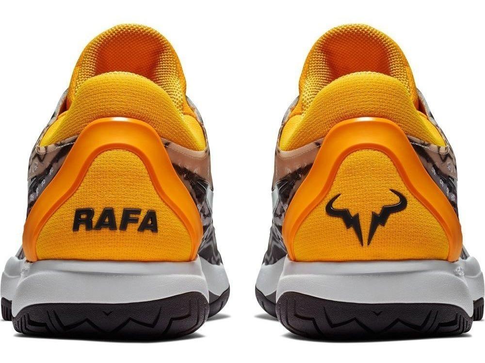 para Hombre Nike Zoom Cage 3 Zapatillas de Tenis, Blanco