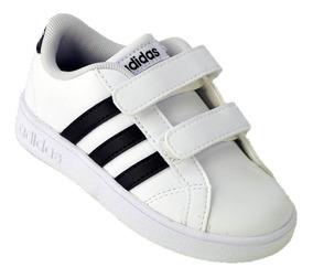zapatillas adidas blancas de niños