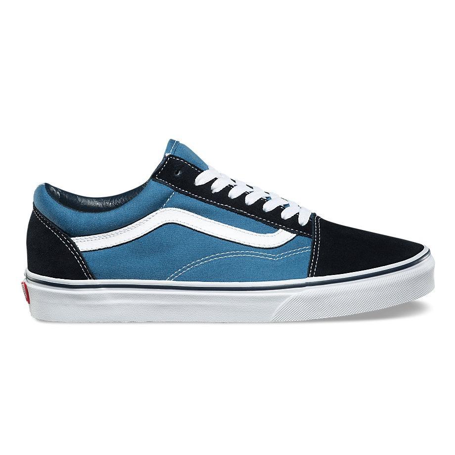 vans old skool azules
