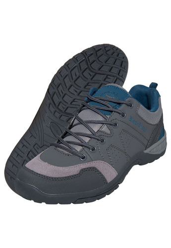 zapatilla outdoor quique trail trekking- blacksheep