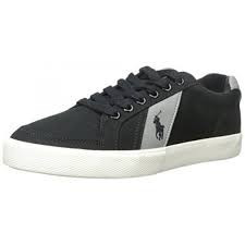 zapatilla polo ralph lauren negro fashion us 8 talla 40