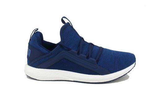 zapatillas puma hombre azul