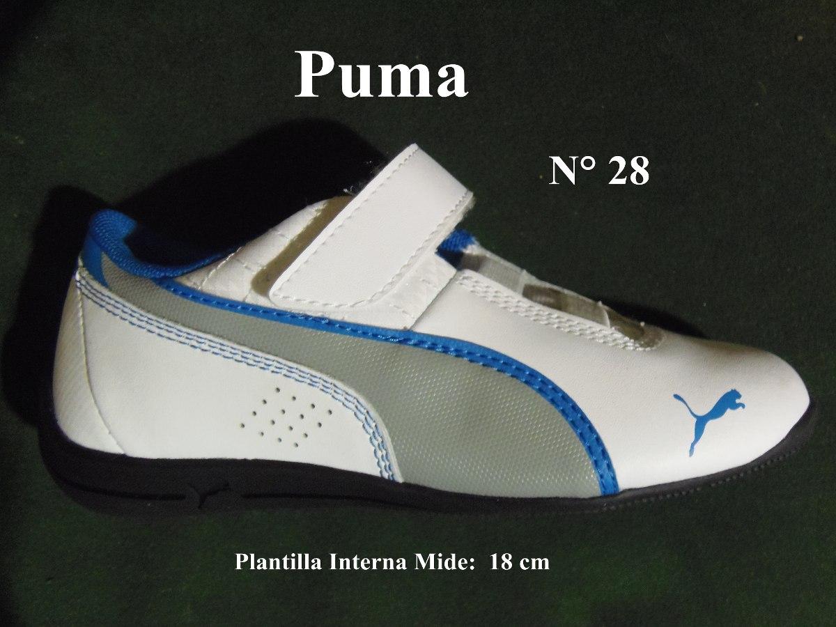 zapatillas puma niño 30