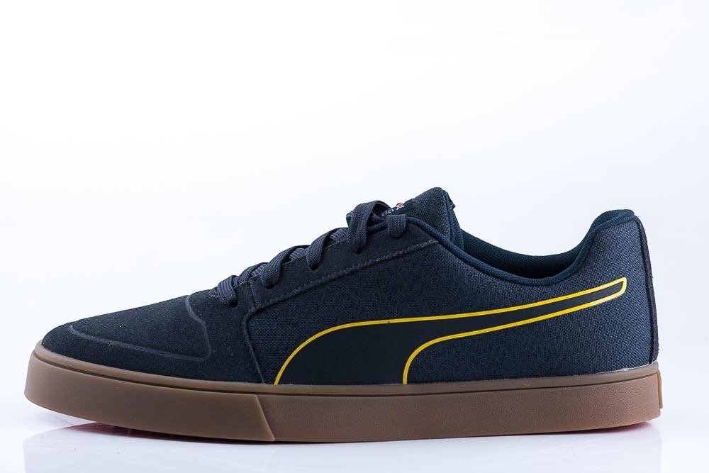 sports shoes bfb5f 6afd0 Zapatilla Puma Rbr Wings Vulc Suede Azul Hombre