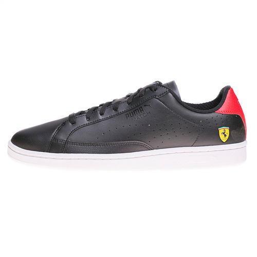 zapatilla puma sf match negra