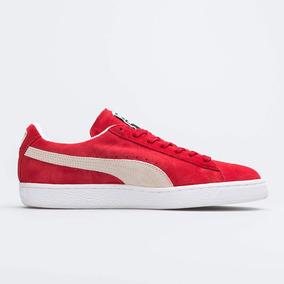 zapatillas puma rojas mujer