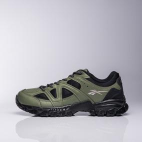 5db0df5dc Zapatilla De Clavo Para Velocidad Reebok Trekking - Zapatillas Reebok Negro  en Mercado Libre Argentina