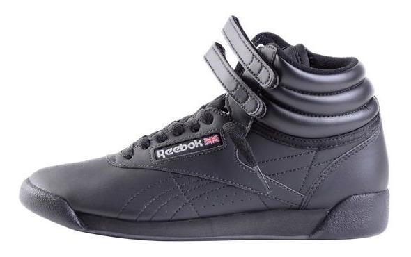 Zapatilla Reebok Bota Freestyle Hi Sagat Deportes v51756