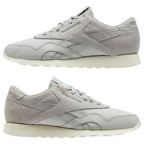 d9804c4c143 Zapatillas Reebok Clasica Blanca Con - Vestuario y Calzado en ...