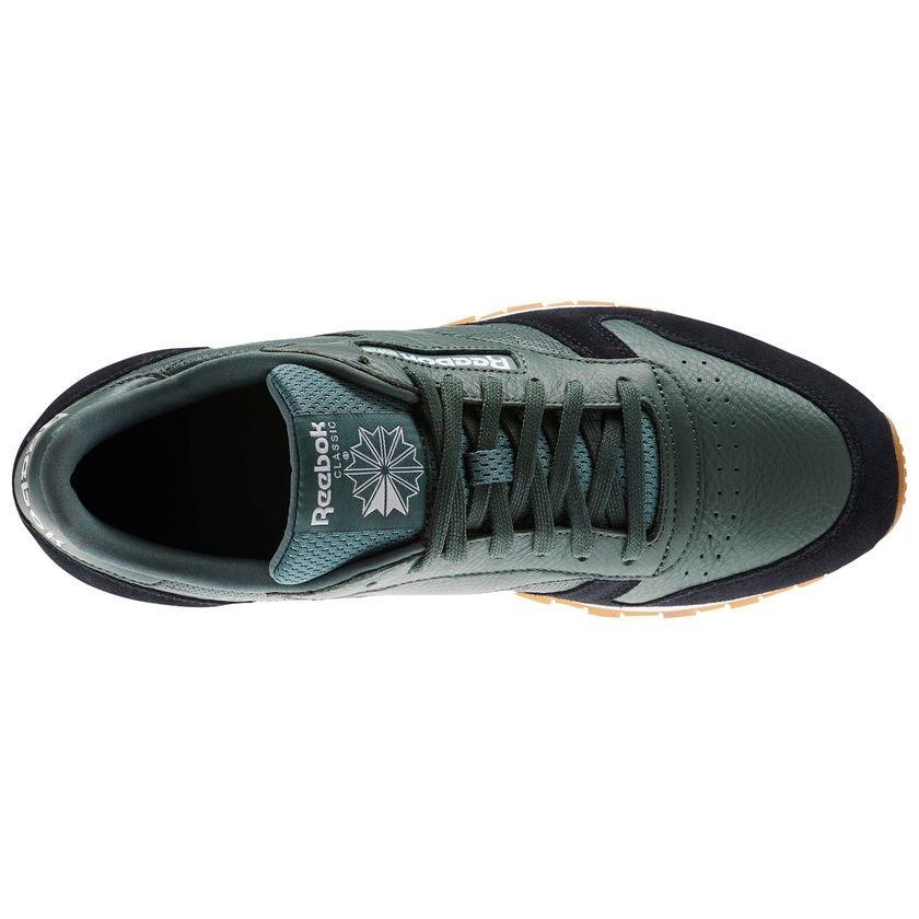 chaussures Gi Reebok Classic Leather Gi chaussures Bs9746 en Mercado Libre e6a02f