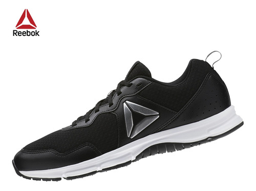 zapatilla reebok express runner hombre - negro