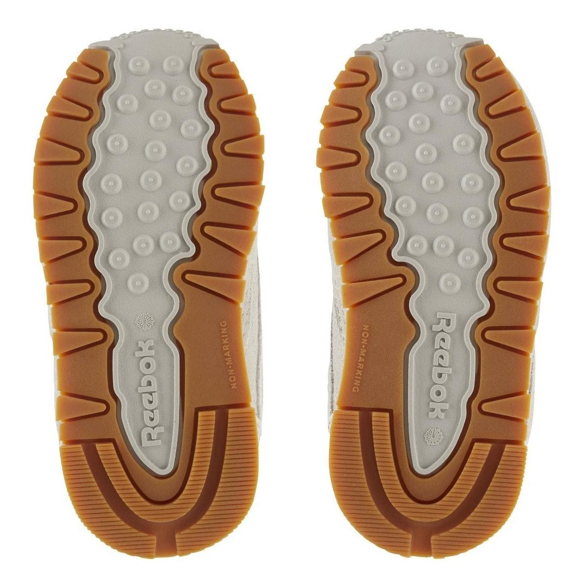 Zapatilla Reebok Niño Cl Leather Sg Bs8954