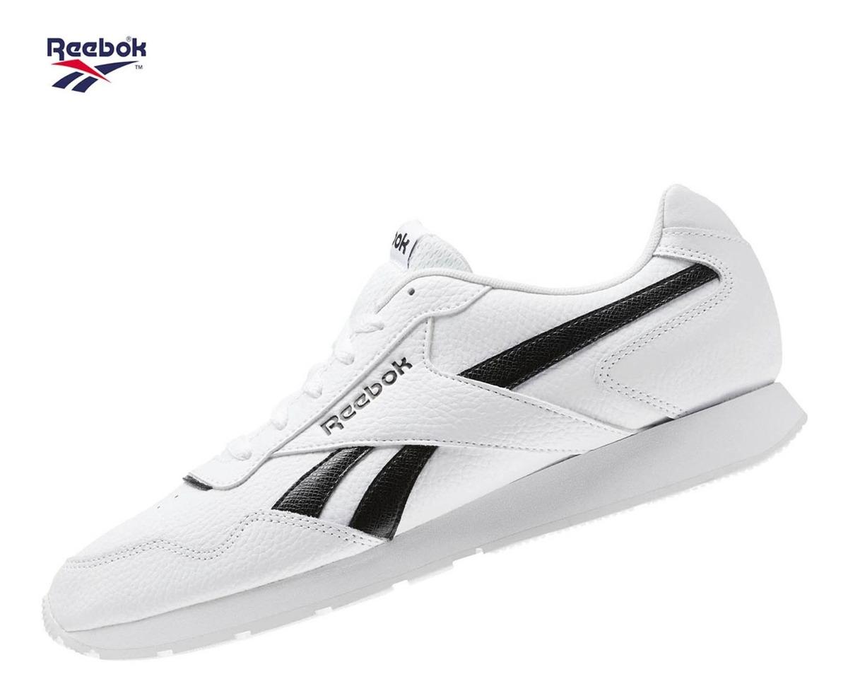 Zapatilla Reebok Royal Glide Cuero Blanco
