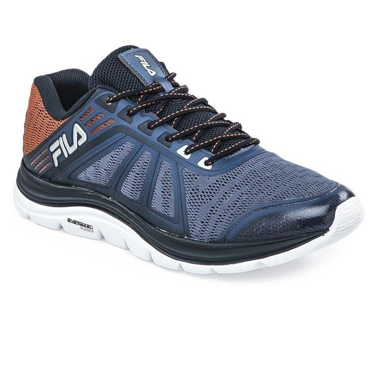 Zapatilla Running Fila Spirit 2.0 Hombre Hasta Talle 49 Azul ... c4ef08d2203