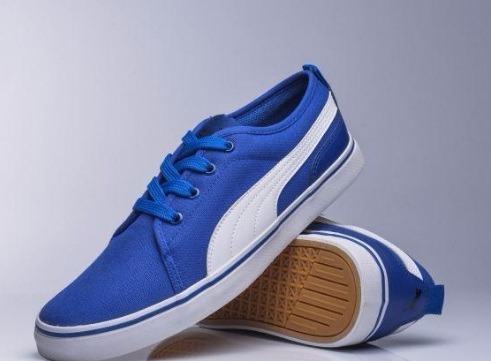 puma azul