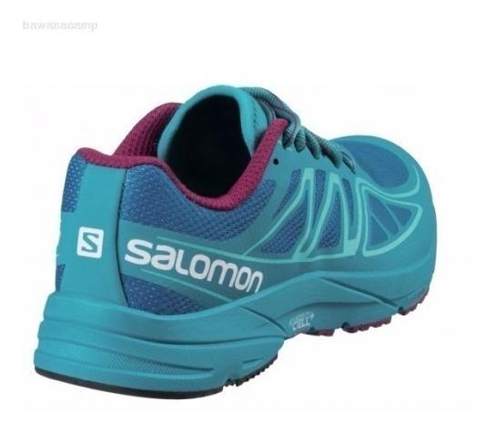 zapatillas salomon sonic aero mujer precio precios