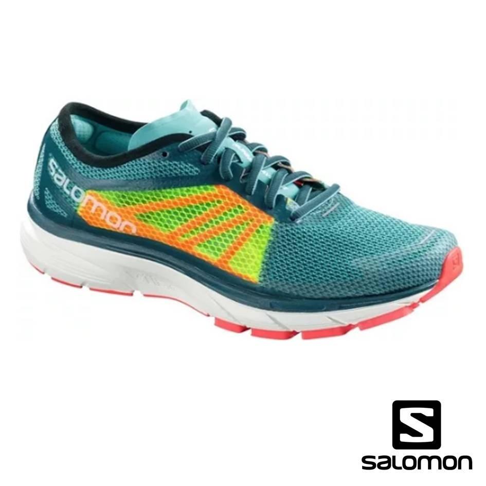 5000a573831 zapatilla salomon sonic ra w mujer trail running originales. Cargando zoom.