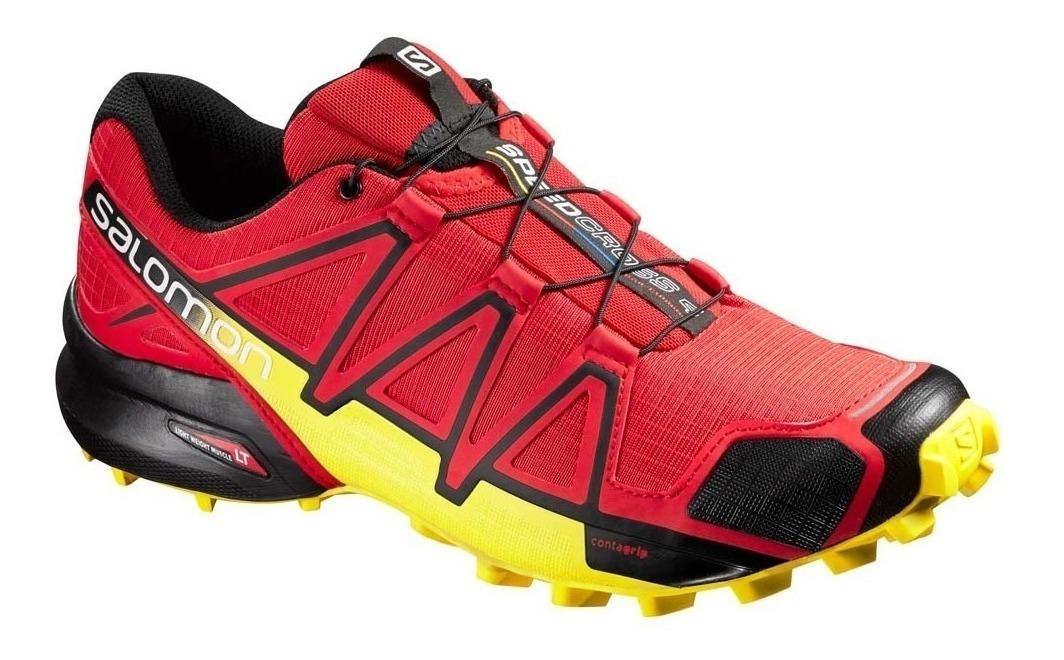 Zapatilla Salomon Speedcross 4 Running Hombre Originales